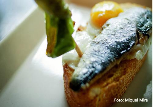 sardina de bota cesareo